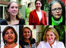 Gabinete legal y ampliado del Gobierno de Rubén Rocha Moya
